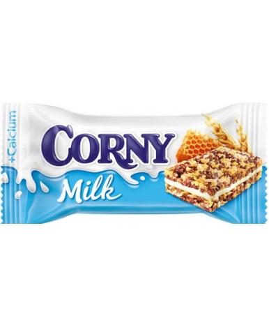 """Батончик """"Corni"""" злаковый с молочным наполнителем и медом, 30гр"""