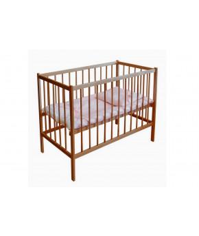 """Кровать детская """"Фея"""" 101, орех"""