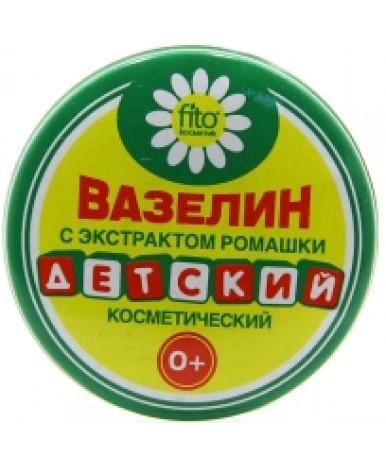 """Вазелин """"Невская косметика"""" с экстратом ромашки, 10гр"""
