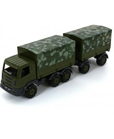 """""""Престиж"""", автомобиль бортовой тентовый военный с прицепом (РБ)"""