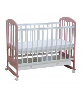 """Кровать детская """"Фея"""" 325, белый/магнолия"""