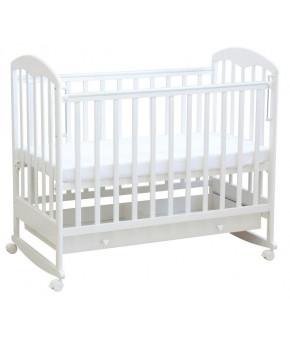 """Кровать детская """"Фея"""" 325, белый"""