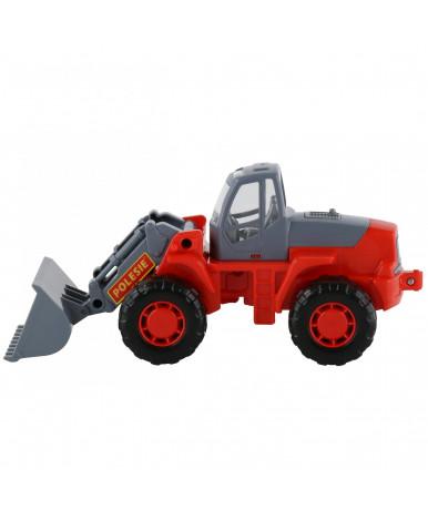 """""""Умелец"""", трактор-погрузчик"""