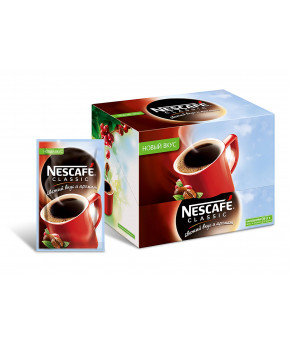 """Кофе """"Nescafe"""" classic, 2г"""