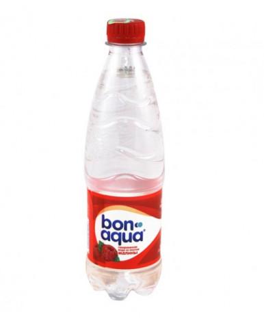 """Вода """"BonAqua"""" со вкусом малины, 0,5л"""