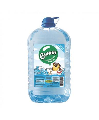 """Вода """"Винни"""" питьевая, 5л"""