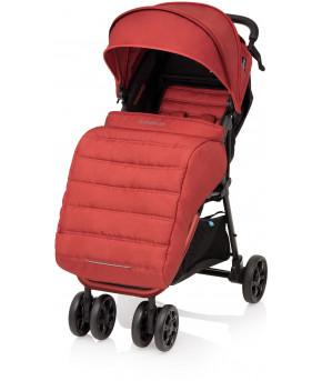 Прогулочная коляска Baby Design Clik оранжевый