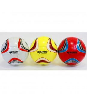 Мяч футбольный Runway pro shoot, размер 5