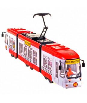 Городской трамвай Big Motors 1258