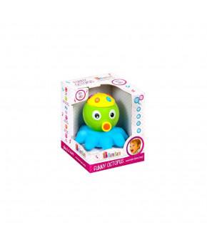 Развивающая игрушка BamBam Музыкальный осьминог