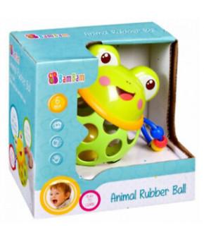 Развивающая игрушка BamBam Лягушка