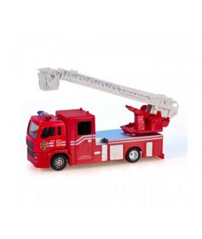 Автомобиль-пожарная инерционный JL81016 ВО