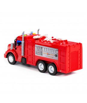 Автомобиль инерционный пожарная Полесье