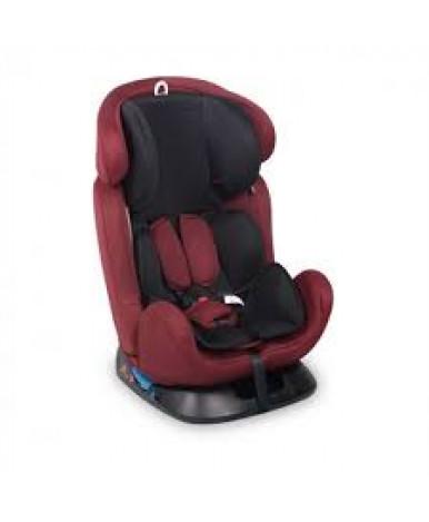 Автокресло Lorelli Lusso SPS Isofix Red Black (0-36 кг)