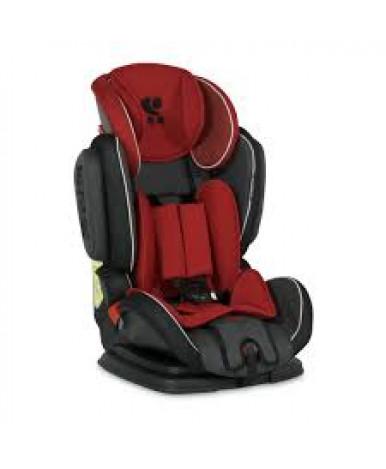 Автокресло Lorelli MAGIC Premium Black Red (9-36кг)