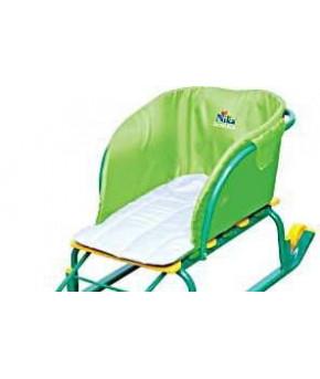 Сиденье без чехла для ног, зеленый