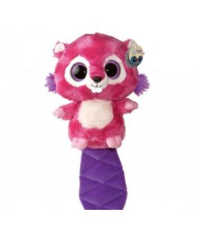 Мягкая игрушка Aurora Юху и друзья Бобер 20 см