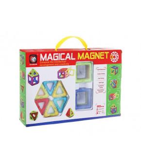 Конструктор магнитный Magical magnet 20 деталей