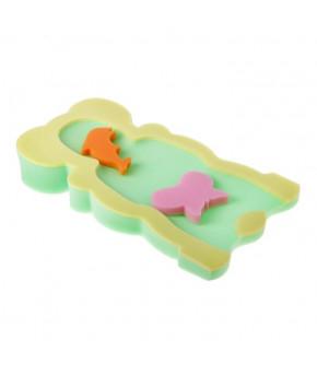 Губка для купания Maxi зеленая