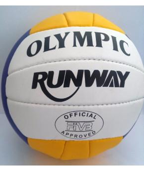 Мяч волейбольный RUNWAY OLYMPIC, размер 5