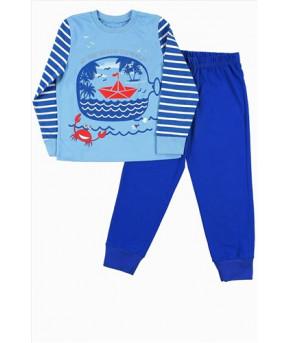 Пижама для мальчиков Bambak  р-р 98-104-52