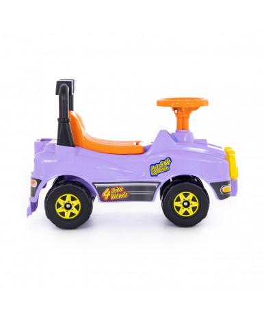 Автомобиль Polesie Джип-каталка - №2, сиреневый