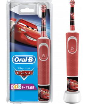 Зубная электрическая щетка Oral-b Stages Power Cars D100.413.2K 3+