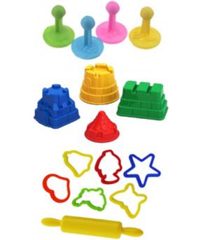 Набор для лепки Genio Kids Микс аксессуаров