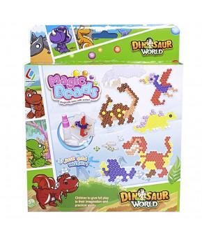 Настольная игра Аквамозаика Мир динозавров