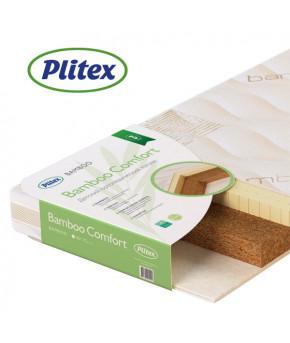 Матрас Plitex Bamboo Comfort, 1190х600х110см