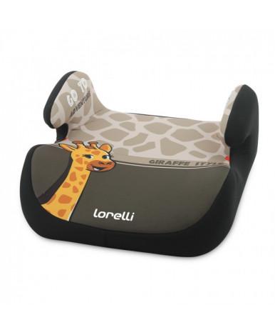 Автокресло Lorelli Topo Comfort Giraffe Light Dark (15-36кг)