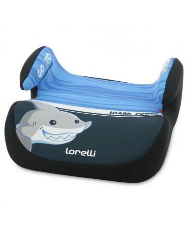 Автокресло Lorelli Topo Comfort Shark Light Dark Blue (15-36кг)