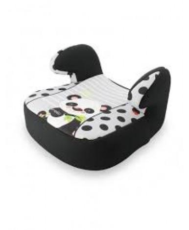 Автокресло Lorelli Topo Comfort Black White Panda (15-36 кг)