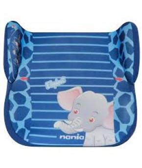 Автокресло Lorelli Topo Comfort Blue Elephant (15-36 кг)