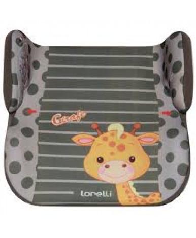 Автокресло Lorelli Topo Comfort Green Girafe (15-36 кг)