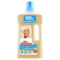 Средство для мытья пола Мистер Пропер аромат натурального мыла 1л