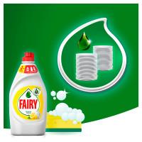 Средство для мытья посуды Fairy Сочный Лимон 450мл