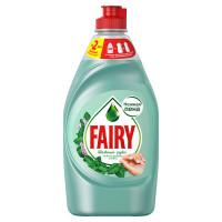 Средство для мытья посуды Fairy нежные руки Чайное дерево Мята 450мл