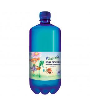 Вода Fleur Alpine Детская природная родниковая высшей категории качества 1л