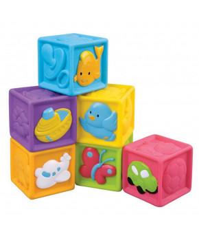 Развивающие кубики Redbox