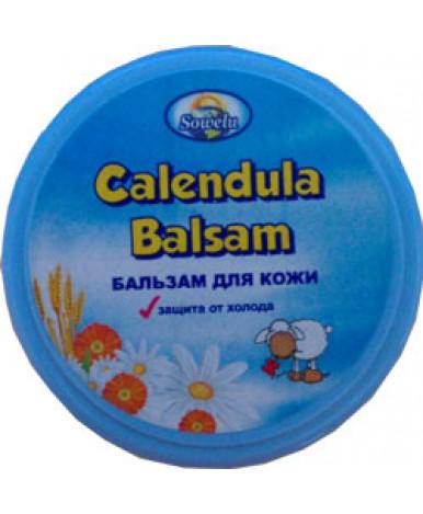 Бальзам для кожи Sowelu Calendula Balsam защита от холода, 45мл