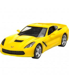Сборная модель Revell Easy-Click Автомобиль Corvette Stingray (1:25)