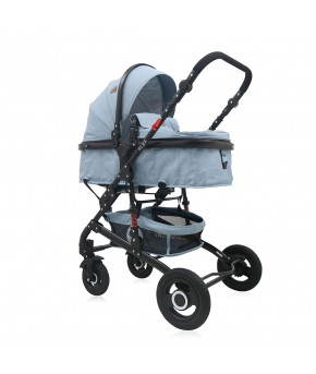 Детская коляска 2  в 1 Lorelli Alba Blue