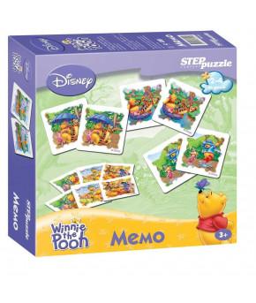 Настольная игра Медвежонок Винни Мемо Disney