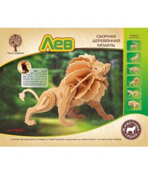 Сборная модель Животные CD-003 дерево