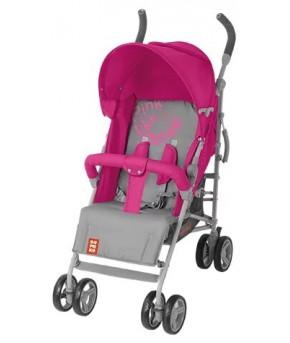 Прогулочная коляска Bomiko Model М розовый
