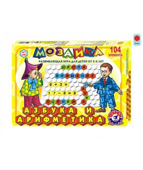Мозаика ТехноК Азбука и арифметика