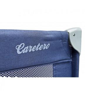 Кровать-манеж Caretero basic plus navy
