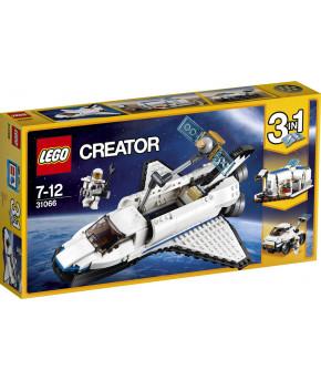 Конструктор LEGO Creator Исследовательский космический шаттл