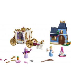 Конструктор Lego Disney Princess Сказочный вечер Золушки